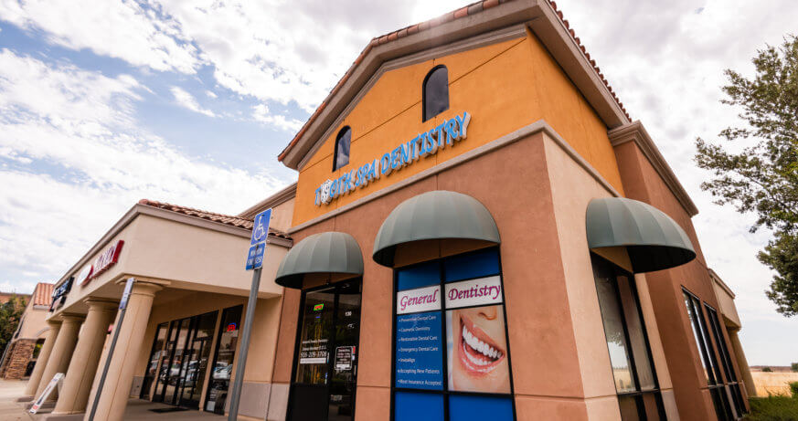 Tooth Spa Dentistry location